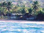 La Casita del Amor Secluded 1 BR beachfront