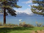 Nice House with 3 Bedroom/3 Bathroom in Lake Tahoe (027a)