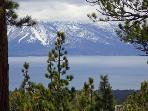 Super House with 2 Bedroom, 2 Bathroom in Lake Tahoe (158a)