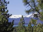 Lake Tahoe 2 Bedroom, 1 Bathroom House (293a)