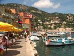 Villefranche sea view from every room renovated