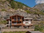 Chalet Ibron - for 8 -  independent freestanding