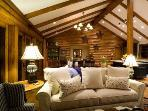 Beautiful Sun Valley Log Home