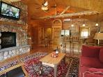 Eagles Nest- luxury apartment at Gore Mountain