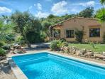 Charming villa BEGUR Private pool sea view Slps 4