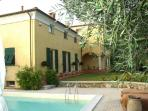 Villa Alessandra Liguria house rental with pool