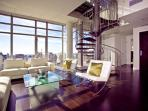 Downtown Vancouver Stunning 3 Bedroom Luxury Penthouse with Roof Top Patio