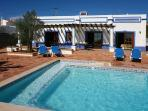 Wheelchair accessible cottage As Casinhas, Algarve