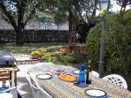 Sansepolcro Garden apartment 3 mins from centre