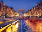 FANTASTIC  VIEW   LOFT CHAMPS ELYSEES   UP TO 10 ,