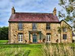 Georgian farmhouse in the heart of Pembrokeshire