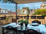 Terrace with Views-Piazza Navona-Campo Fiori-Danza