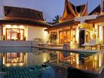 Four bedroomed villa in beautiful Phuket, Thailand