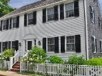 THE COLONIAL ON COTTAGE STREET: VILLAGE CLASSIC WITH CONTEMPORARY FLAIR - EDG CRIC-19