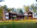 Mountain Lodge located NE of Atlanta in Salem SC