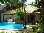 Seminyak Beach Villa 4 bedrooms plus sml kids room