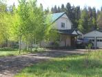 3 bedroom mountain home in Winter Park Colorado