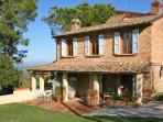 Farmhouse for Rent in Tuscany - Casa Montaione