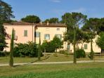 Charming apartments in historical Villa in  Dozza