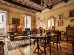 Rome Accommodation Villa Medici