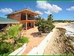 CORAL BREEZE...Large affordable beachfront villa! Bring the whole family!