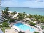 SUMMER DEAL!!! ONLY $125! 2 BR Oceanview Condo!!!