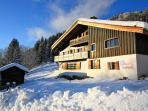 Chalet Isabella a beautiful Alpine Farmhouse