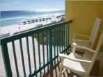 A Colorful Beach Front Condo on Okaloosa Island