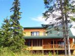 Lutsen's cutest rental - Lake and Mountain views!