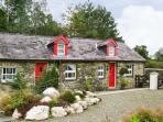 THE COACH HOUSE, pet friendly, country holiday cottage, with a garden in Llandysul, Ref 7086