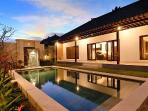 NEW PRIVATE 2 bedroom luxury villa in Seminyak Bali