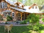 Awesome Creekside Custom Home,Sleeps 2-16