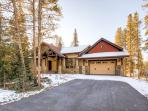 Christie Heights Imperial Lodge Luxury Home on Peak 8 Breckenridge Lodging