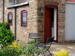 THE MILL, romantic, country holiday cottage, with a garden in Welsh Newton Common, Ref 7021