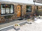 BEECH COTTAGE, family friendly, character holiday cottage, with a garden in Goonhavern, Ref 7918