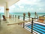 Luxurious Beachfront Condo on the Riviera Maya