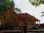 The O'Mygosh Cabin, Bryson City, North Carolina