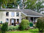 FRONEITHINOG, pet friendly, character holiday cottage, with a garden in Ysbyty Ystwyth, Ref 8104