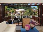 Buccament Bay: Deluxe 2 bed Garden View