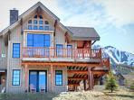View, views and more in this Luxury home on the slopes of Moonlight Basin