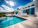 Topaze at Jardin D'Orient Bay, Saint Maarten - Ocean View, Plunge Pool, Fully Air-Conditioned