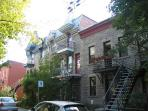 Fabulous apt. in the heart of Plateau Mont-Royal
