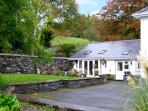 PENGWERN FARM COTTAGE, family friendly, country holiday cottage, with a garden in Llanrwst, Ref 8784