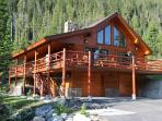Ski-in/out Log Home - 5BR/3BA, Sleeps 12-14