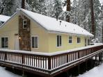 Twain Harte Vacation Rentals & Dodge Ridge Lodging