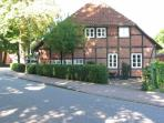 Vacation Apartment in Neustadt am Rübenberge - 969 sqft, spacious, affordable (# 1504)