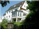 Vacation Apartment in Freiburg im Breisgau - 409 sqft, great view, clean, bright (# 285)