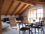 Vacation Apartment in Mittenwald - 775 sqft, great mountain views, recently renovated, balcony (# 889)