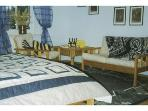 Vacation Apartment in Gerstungen - 527 sqft, country style setting, very nice interiors (# 126)