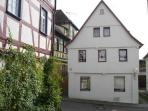 Vacation Apartment in Marbach am Neckar - 624 sqft, centrally located, modern (# 1659)
